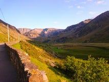 Snowdonia National Park Stock Image