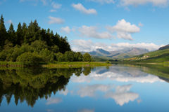 Snowdonia National Park Royalty Free Stock Image