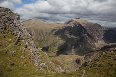 Snowdonia National Park Stock Image