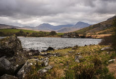 Snowdonia National Park royalty free stock photo
