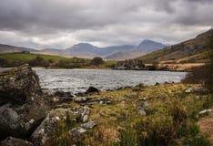 Snowdonia nationalpark Royaltyfri Foto