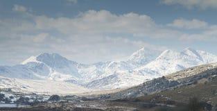 Snowdonia nationalpark Arkivfoton