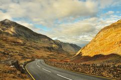 Snowdonia Panorama stock images