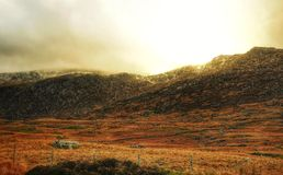 Snowdonia Panorama. Pictures of Snowdonia Pick Mountains Royalty Free Stock Image