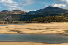 Snowdonia park narodowy w Walia UK Zdjęcie Royalty Free