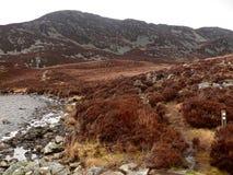 Snowdonia, Pays de Galles, R-U Photographie stock libre de droits