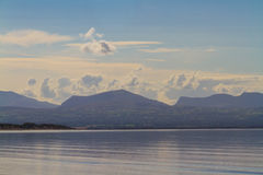 Snowdonia skyline Royalty Free Stock Photography