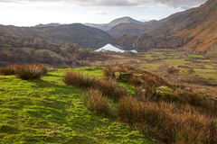 Snowdonia view Stock Photos