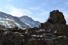 Snowdonia Widok Fotografia Stock