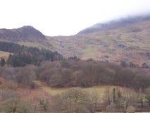 Snowdonian国家公园 库存照片