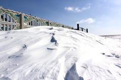 Snowdrift Zdjęcia Stock
