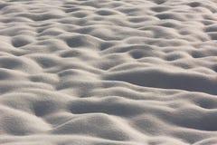 snowdrift fotografie stock