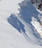 snowdrift immagine stock