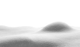 snowdrift imagens de stock