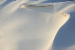 Snowdrift Stock Photography