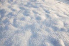 Snowdrifts Royaltyfri Bild