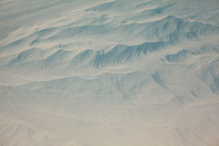 Snowdrifts texture Royalty Free Stock Images