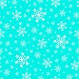 snowfall royalty ilustracja