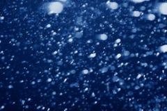 snowfall Obrazy Stock