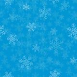 Snowfall background Royalty Free Stock Photo