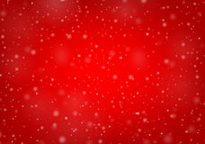 Snowfall Royalty Free Stock Photography