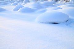 snowfield Fotos de Stock Royalty Free