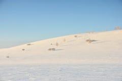 snowfield Стоковая Фотография