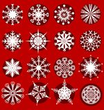 snowflacke Zdjęcie Royalty Free