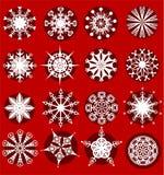 snowflacke Royalty-vrije Stock Foto
