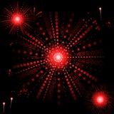 snowflake έκρηξης Στοκ Φωτογραφίες