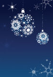 snowflake ανασκοπήσεων s Στοκ Εικόνα