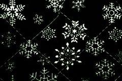 snowflake ανασκόπησης Στοκ Εικόνες