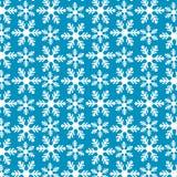 snowflake ανασκόπησης Στοκ Φωτογραφίες