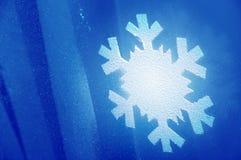 snowflake απεικόνισης Χριστουγέννων ανασκόπησης έργου τέχνης διάνυσμά σας Στοκ Φωτογραφίες