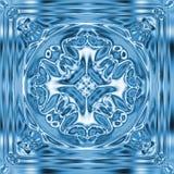 snowflake πάγου Στοκ Εικόνα