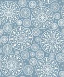 snowflake Χριστουγέννων ανασκόπη&sig Στοκ Εικόνες