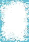 snowflake διάνυσμα Στοκ Φωτογραφίες