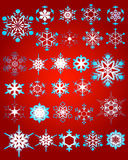 Snowflake 03 Royalty Free Stock Images