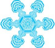 snowflake Royaltyfria Foton
