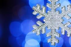 snowflake Royaltyfria Bilder