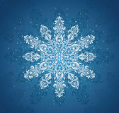 Snowflake. Royalty Free Stock Images