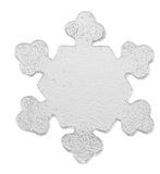 Snowflake. Free to view looks like built from glas Stock Photos