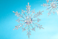 snowflake Royaltyfri Foto