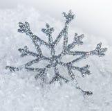 Snowflake. Stock Image