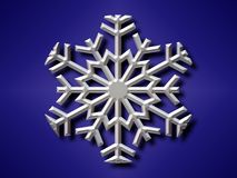 Snowflake Royalty Free Stock Photo