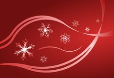 Snowflake. Vector illustration of snowflake christmas decoration Royalty Free Stock Photography