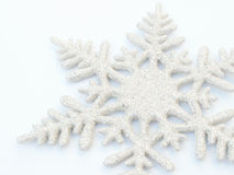 Snowflake. Winter snowflake stock image