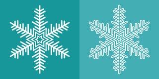 Snowflake. ελεύθερη απεικόνιση δικαιώματος