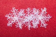 Snowflake Στοκ φωτογραφία με δικαίωμα ελεύθερης χρήσης