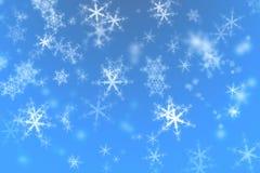 Snowflake Στοκ Φωτογραφία